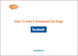 inBlurbs Facebook Pan Page No Fan Page? Your Competitor Appreciate This