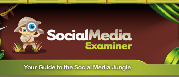 Social Media Examiner 2 inBlurbs Blog is nominated as one of the 20 finalists of Social Media Examiner