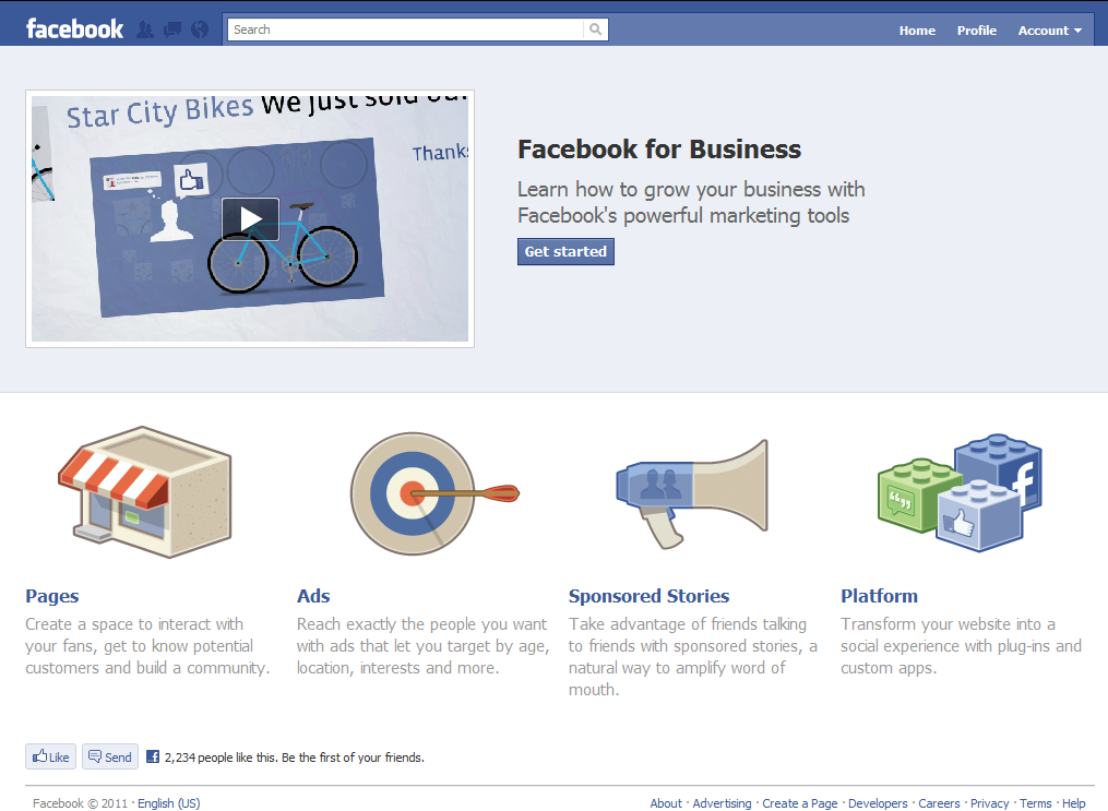 Facebook for Business Facebooks Online Education Center for Businesses