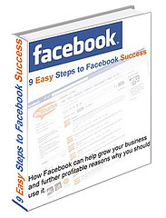 FREE EBook: 9 Easy Steps to Facebook Success