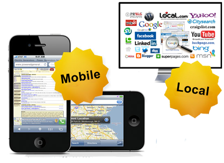 local mobile marketing 22 Percent of your future clients research through mobile devices