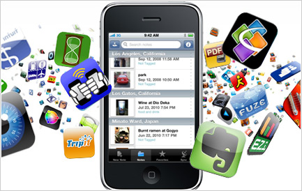best mobile apps for business2 How to reach B2B Executives? Get mobile!