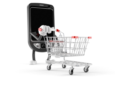 mobile shopping Get your Share of the 123% Growth in Mobile Purchasing