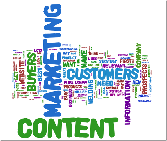 content marketing Original Content builds you Trust and Customer Loyalty