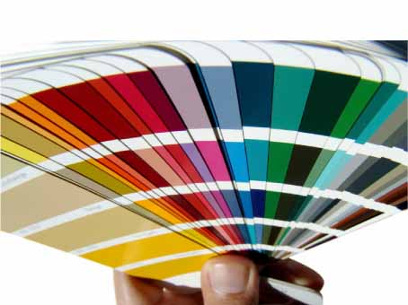 choose business color,choose brand color, color of a business