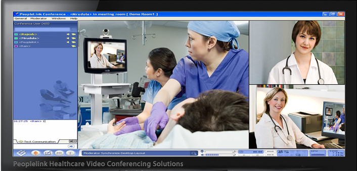 healthcare video conferencing solutions The Medical fraternity + Video Conferencing