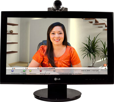 LG Executive Video Conferencing System RECRUITERS, JOB SEEKERS + VIDEO COMMUNICATIONS