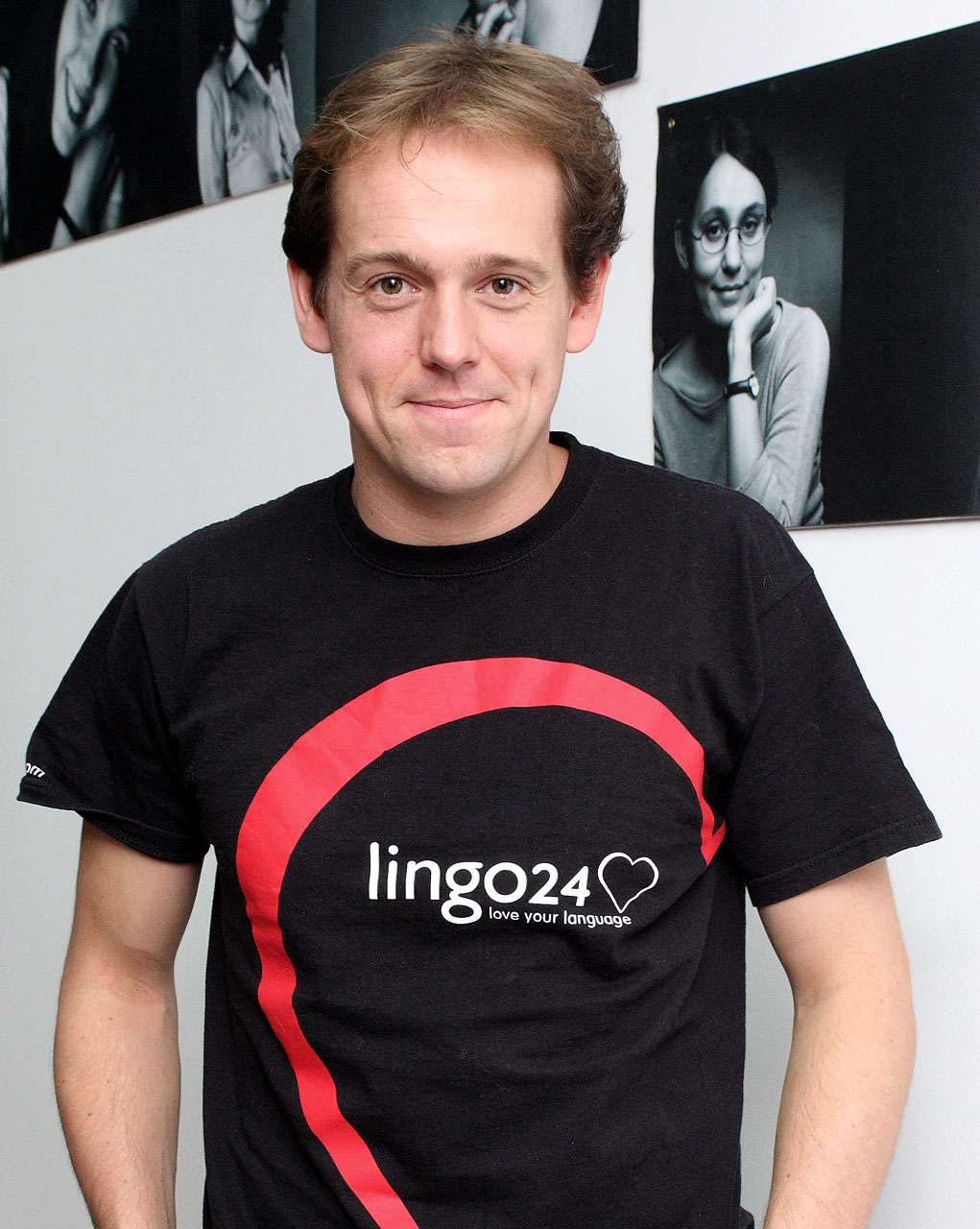 Christian Arno the founder of Lingo24, Inc.
